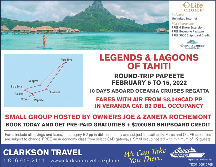 Legends to lagoons