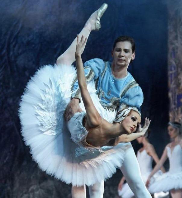 Ballerina Performance Russia