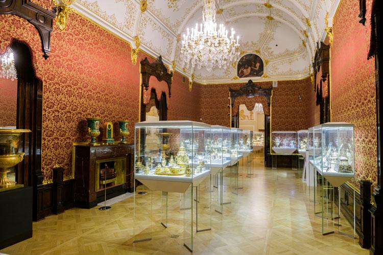 Faberge Museum St. Petersburg