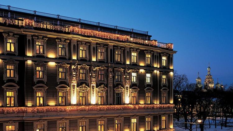 Grand Hotel Europe - a Belmond Hotel 5*