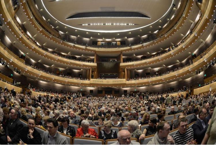 Mariinsky Theatre St. Petersburg