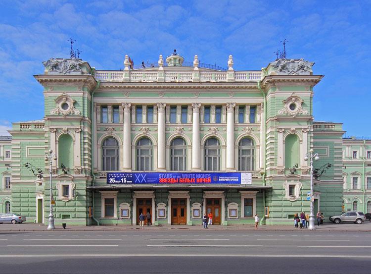Mariinsky Theatre Ballet & Opera