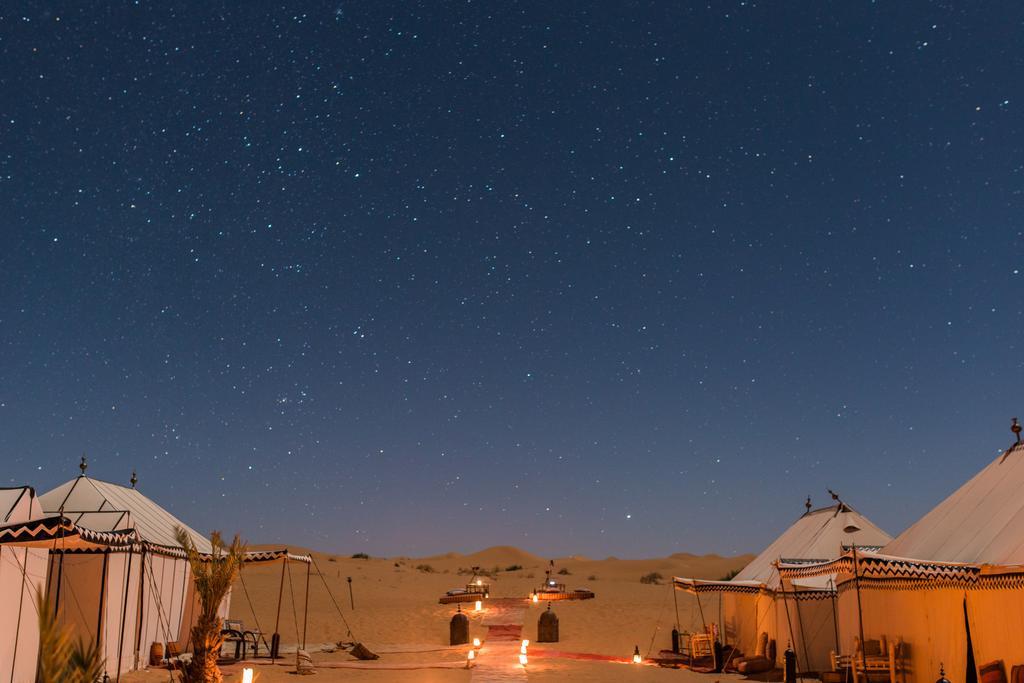 Mezouga luxury camp under the stars