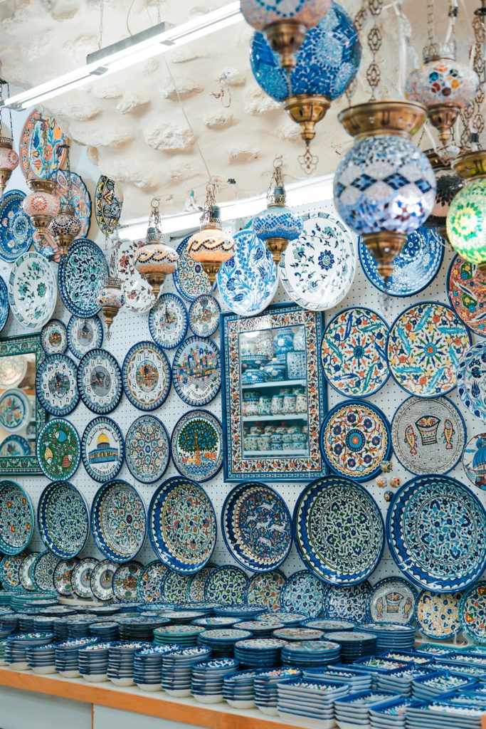 Morocco tile design