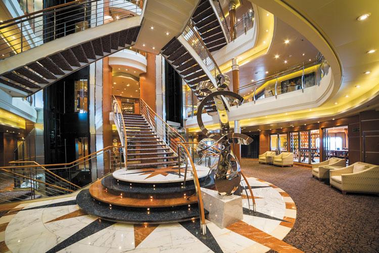 Atrium SS Voyager