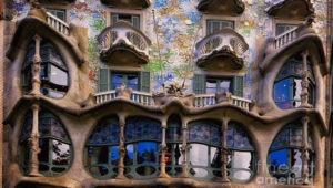 Gaudi Architecturre Barcelona