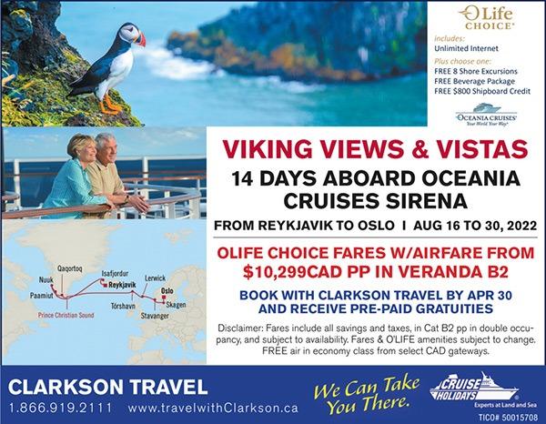 Oceania Cruises Sirena