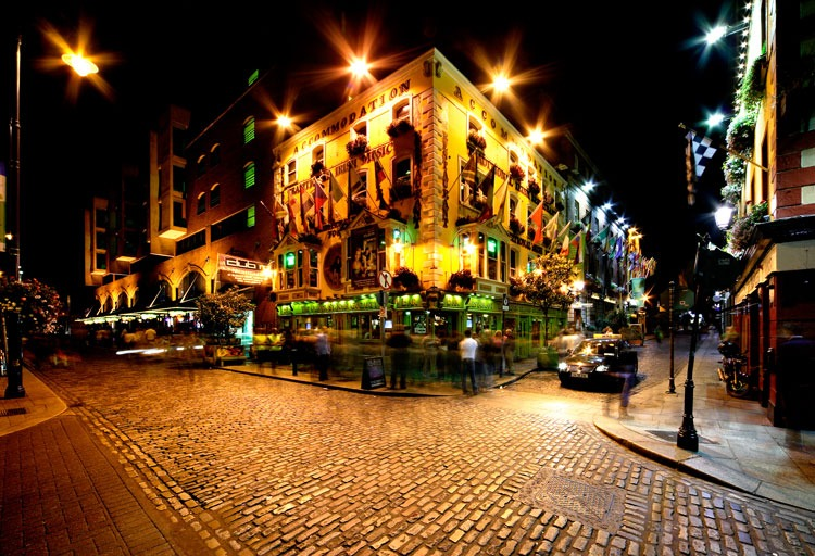 Templae Bar Dublin