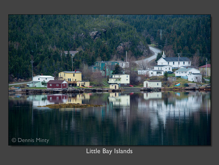 Little Bay Islands Newfoundland